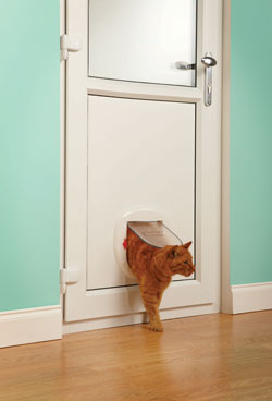 The Staywell Big Cat / Small Dog Pet Door is suitable for pets up to 10 & PetSafe Staywell Big Cat/Small Dog Pet Door: Amazon.co.uk: Pet ... Pezcame.Com