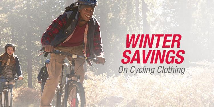 Savings on Cycling Clothing