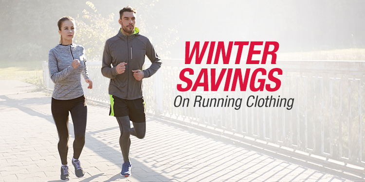 Savings on Running Clothing