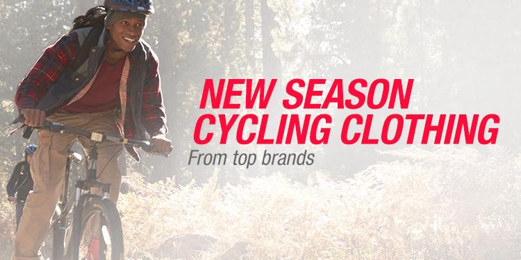 New Season Cycling Clothing