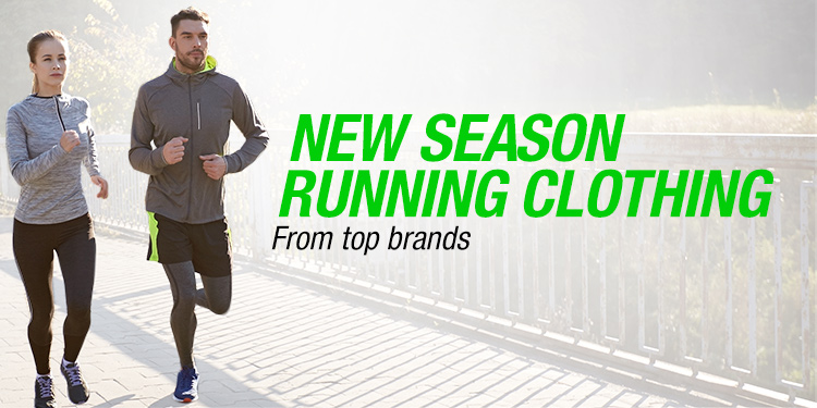 New Season Running Clothing