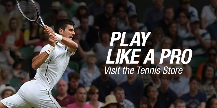 Visit the Tennis Store