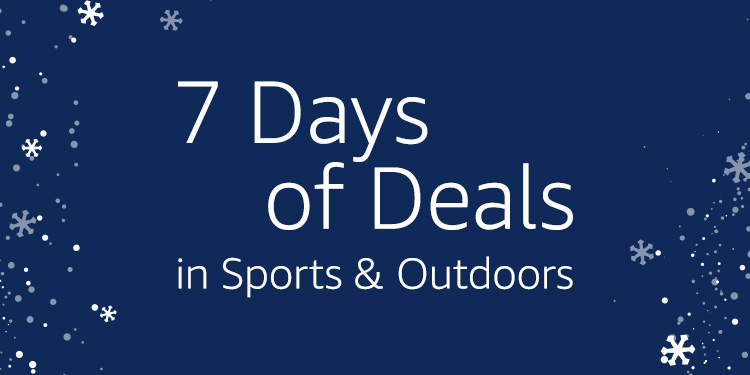 7 Days of Deals in Sports & Outdoors
