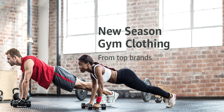 New Season Gym Clothing