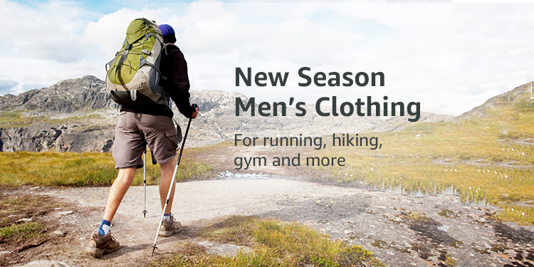 New Season Men's Clothing