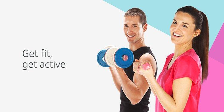 Get Fit, Get Active