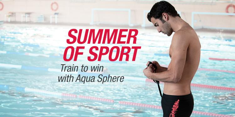 Training Equipment from Aqua Sphere