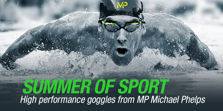 Goggles from Michael Phelps