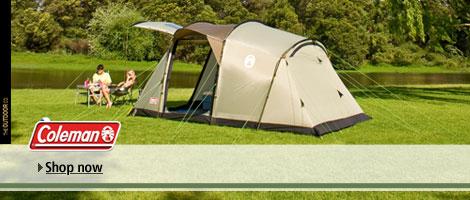 Coleman Camping & Outdoor Gear