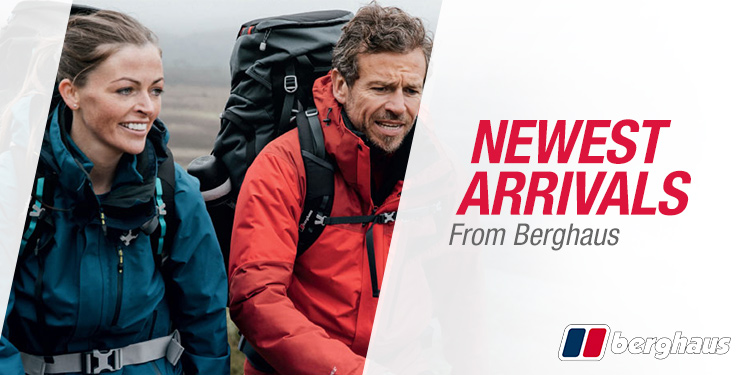 Newest Arrivals from Berghaus