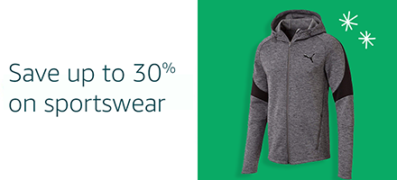 Save on sportswear