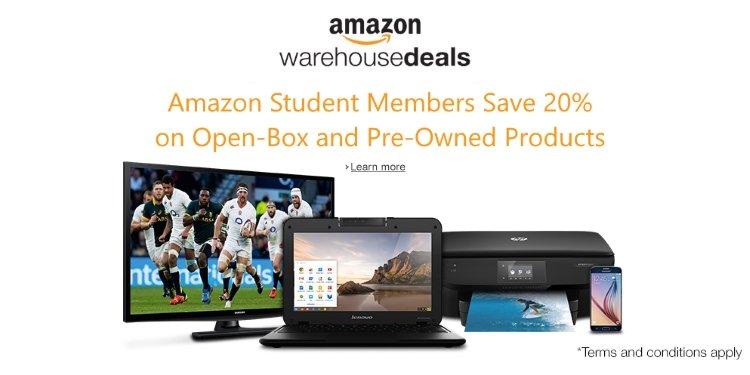 Amazon warehouse deals uk warranty