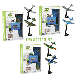 RC Plane Plans rcFoamFighters
