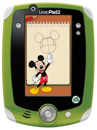 The LeapFrog LeapPad2 Explorer allows you to choose from more than 2500 apps