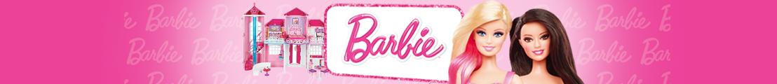 Barbie header stripe