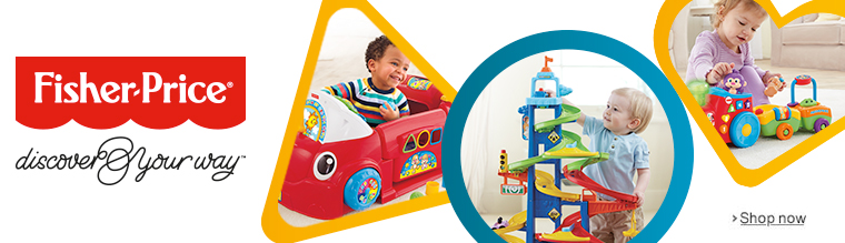 Fisher-Price: Discover Your Way