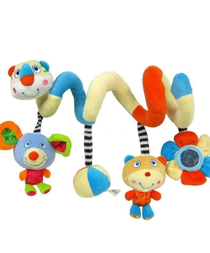 Pushchair Toys