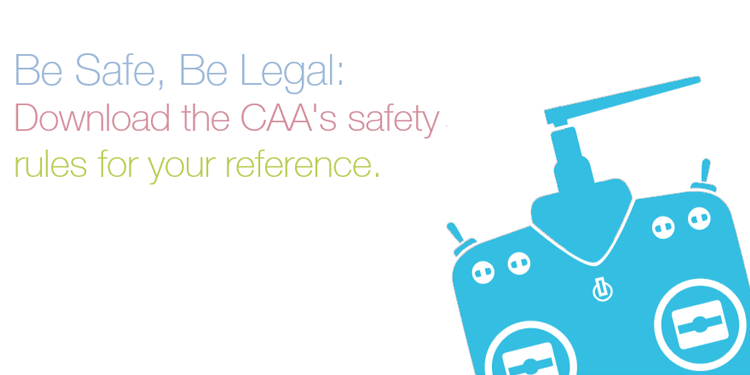Download CAA safety advice