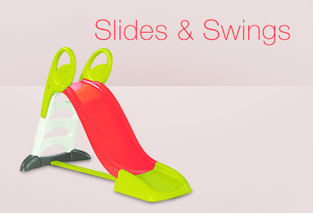Slides & Swings