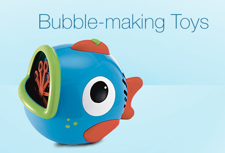 Bubble making toys