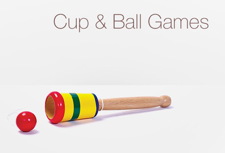 Cup & Ball Games
