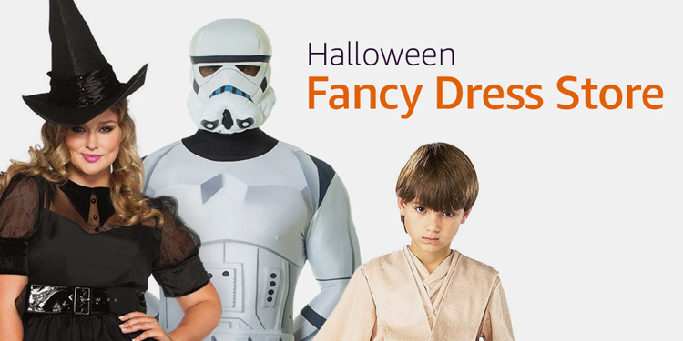 Visit the Halloween Fancy Dress Store
