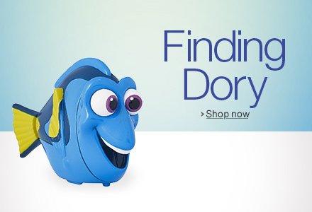 Fiding Dory Toys