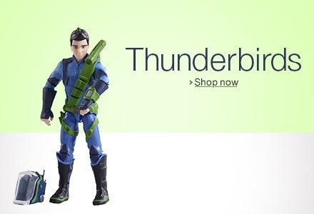 Thunderbird Toys