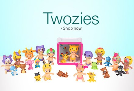 Twozies Toys