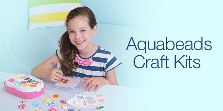 Aquabeads craft kits