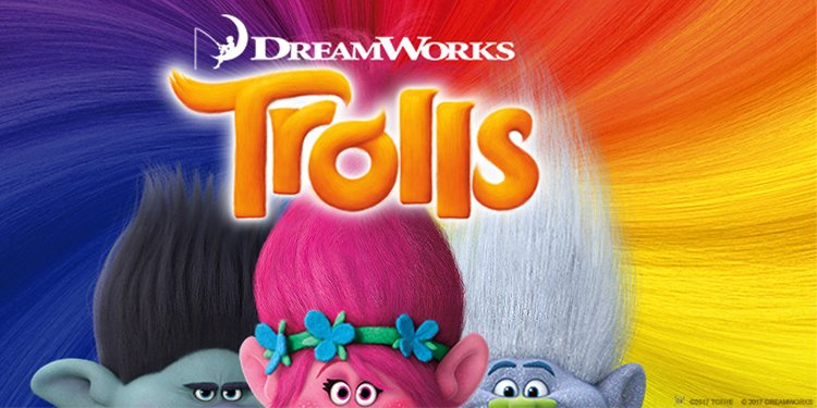 Troll's Movie Toys