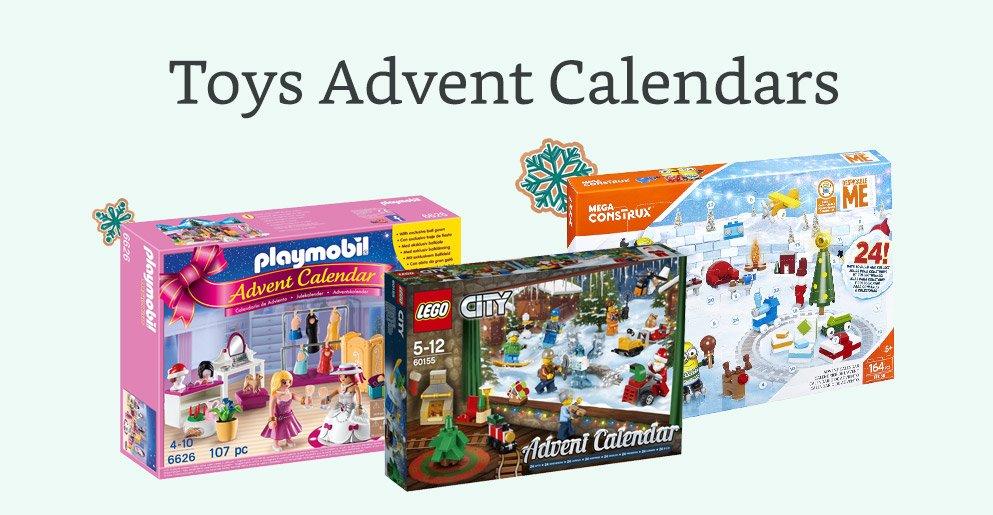 Toys Advent Calendars