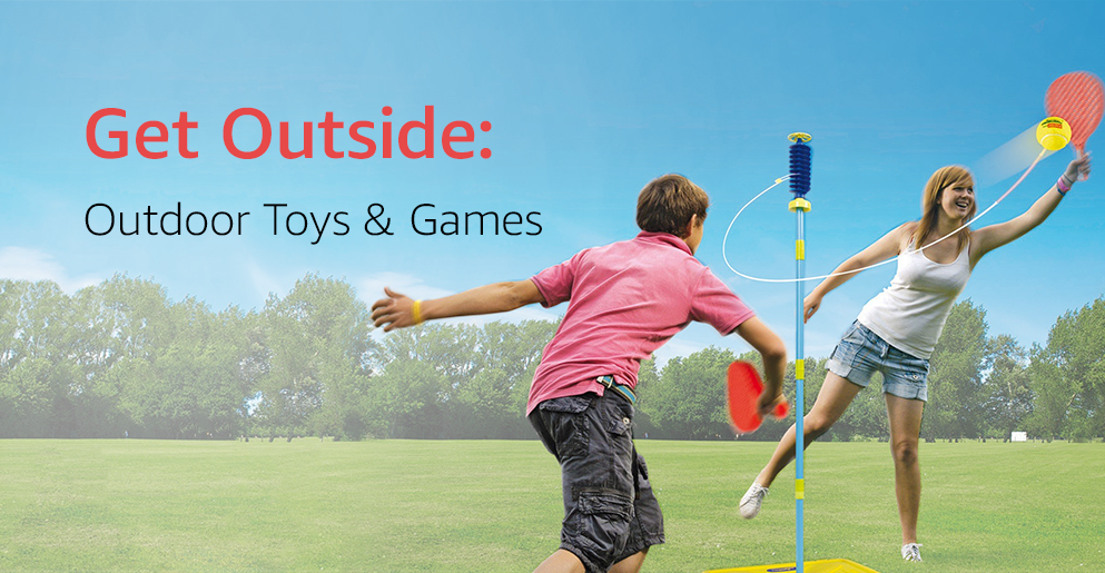 Get Outsise: Outdoor Toys & Games
