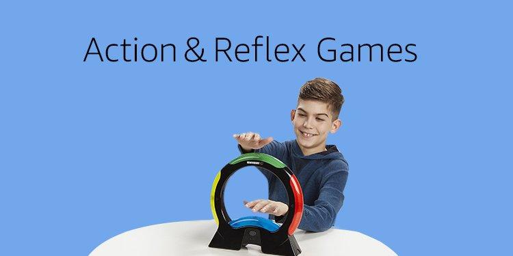 Action & Reflex Games