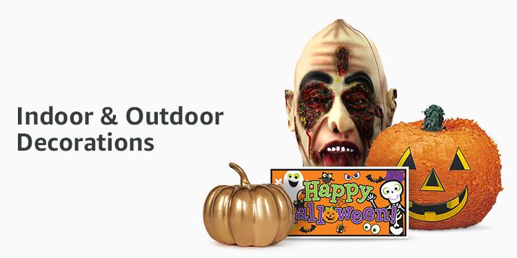 décorations d'Halloween amazoncouk