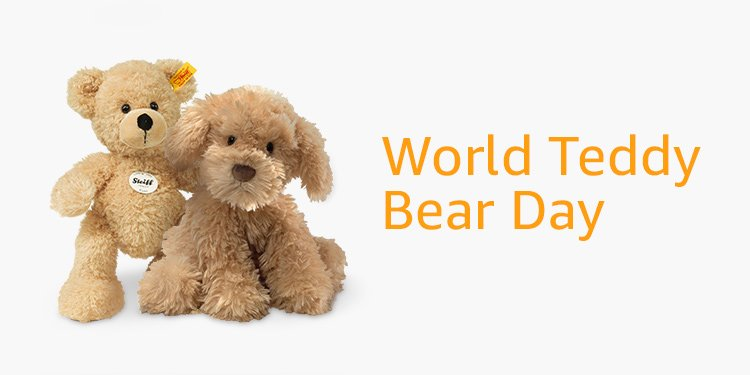 World Teddy Bear Day