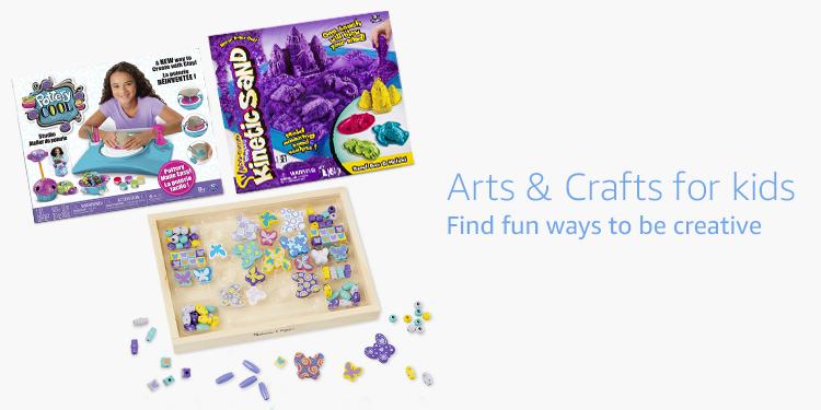 Arts & Crafts for Kids