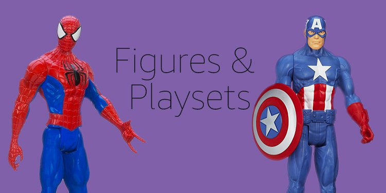 Figures & Playsets