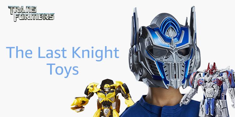 The last knight Toys
