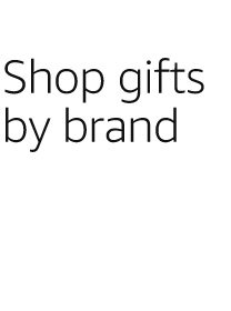 Shop gifts by brand