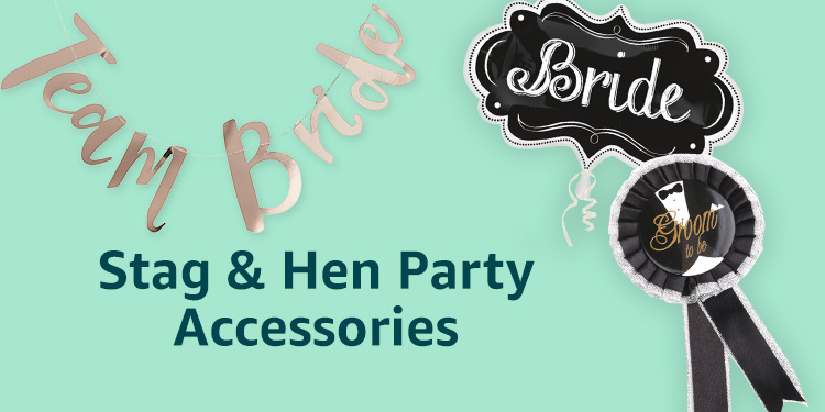 Stag & Hen Party Accessories