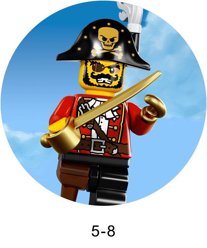 LEGO 5-8 years