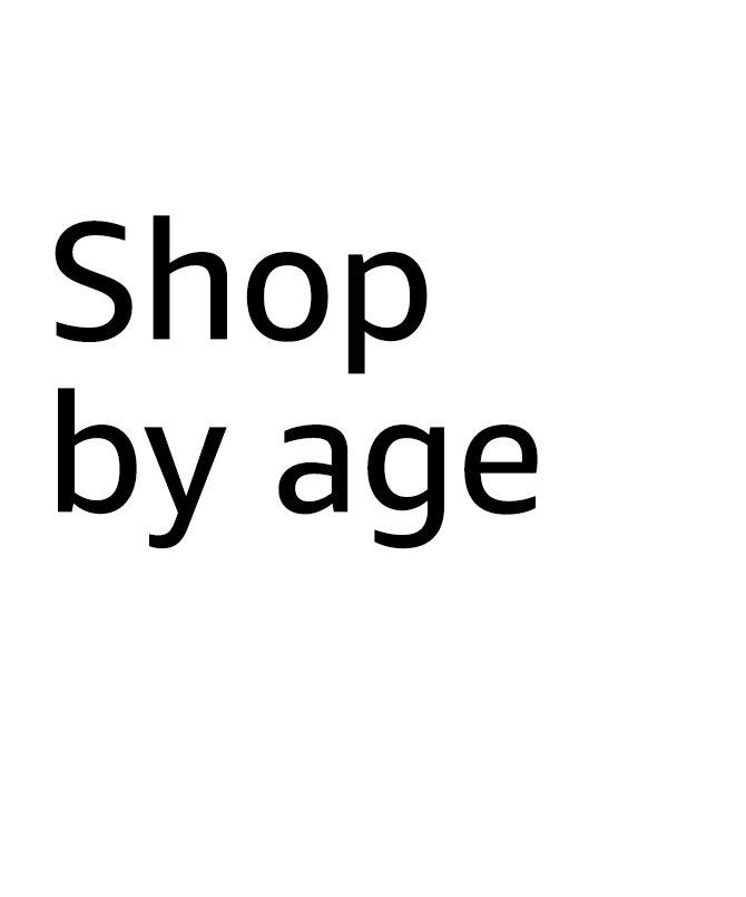 Shop LEGO by age