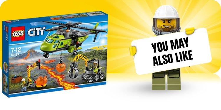 Amazon.co.uk Toys & Games: LEGO City   LEGO City Sets & Accessories