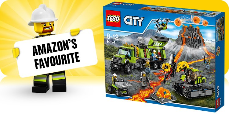 Amazon.co.uk Toys & Games: LEGO City | LEGO City Sets & Accessories