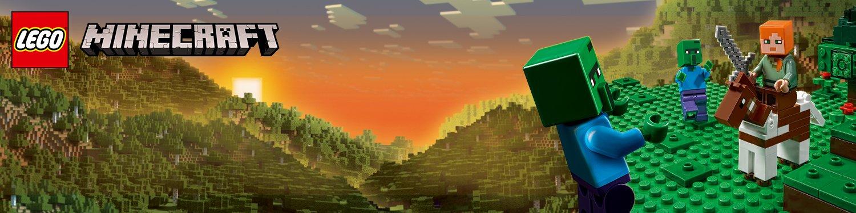 Amazon.co.uk: LEGO Minecraft: Toys & Games