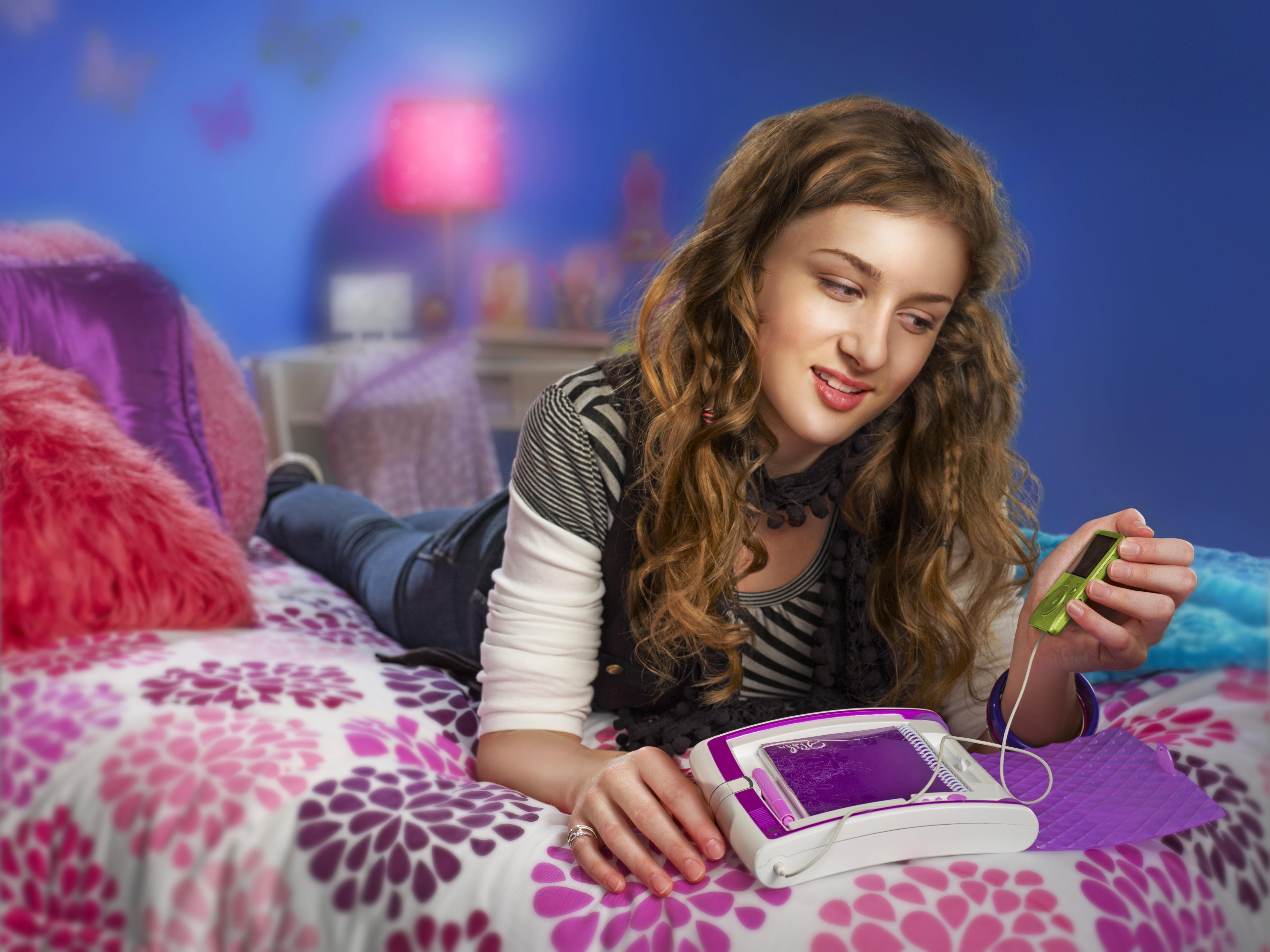 Radica Girl Tech Password Journal Electronic Diary Amazon
