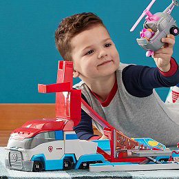 Find gifts for 4 to 7 year olds