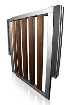 Numi Extending Dark Wood Safety Gate Amazon Co Uk Baby