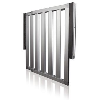 Lindam Numi Premium Extending Aluminium Safety Gate